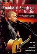 Rainhard Fendrich für Chor: 6 Top-Hits für gemischten Chor
