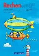 Rechenwege, Ausgabe Berlin, Brandenburg, Mecklenburg-Vorpommern, Sachsen-Anhalt - 2004, 3. Schuljahr, Schülerbuch mit Kartonbeilagen