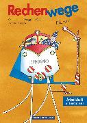 Rechenwege, Ausgabe Sachsen, Thüringen - 2004, 4. Schuljahr, Arbeitsheft