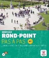 Nouveau Ront-Point. Pas à pas. A1. Livre, cahier et CD audio.