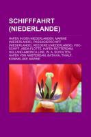 Schifffahrt (Niederlande)