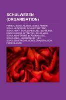 Schulwesen (Organisation)
