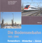 Die Bodenseebahn 1855-2005