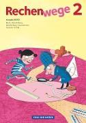 Rechenwege, Nord - Aktuelle Ausgabe, 2. Schuljahr, Schülerbuch mit Kartonbeilagen