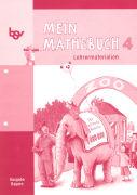 Mein Mathebuch 4. Schuljahr. Lehrermaterialien. BY