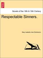 Respectable Sinners. Vol. II