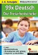 99x Deutsch - Die Freiarbeitstheke