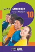 Link Biologie 10. Schuljahr. Schülerbuch. SN