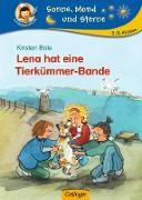 Lena hat eine Tierkümmer-Bande