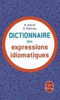Dictionnaire des expressions idiomatiques