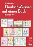 Deutsch-Wissen auf einen Blick - Klasse 3/4