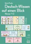 Deutsch-Wissen auf einen Blick - Klasse 1/2