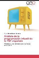 Análisis de la programación infantil de la TDT española