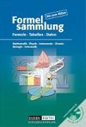 Formelsammlung bis zum Abitur. Allemeine Ausgabe. Formelsammlung mit CD-ROM
