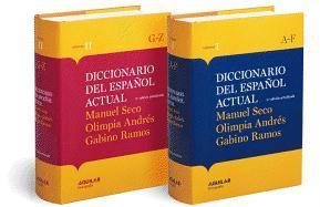 Diccionario del español actual (2 Vols)