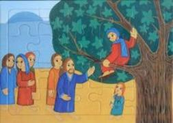 Jesus macht Zachäus froh - Puzzle