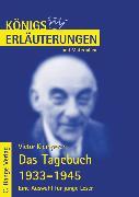 Viktor Klemperer: Das Tagebuch 1933-1945