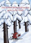 Der kleine Weihnachtsmann geht in die Stadt