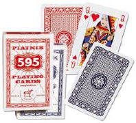 Bridge 595/ SF. Playing Cards