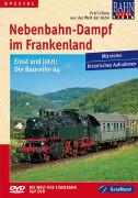 Nebenbahn-Dampf im Frankenland