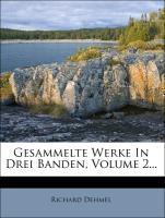Gesammelte Werke In Drei Banden, Volume 2