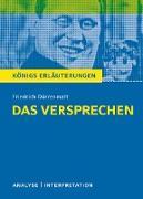 Das Versprechen von Friedrich Dürrenmatt
