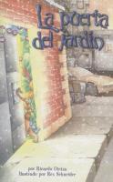 Spanish Chapter Books La Puerta del Jardin Single Title 2001c