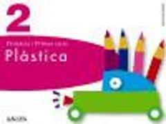 Plàstica, 2 Educació Primària (Baleares)
