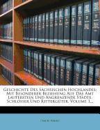 Geschichte des Sächsischen Hochlandes