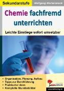 Chemie fachfremd unterrichten