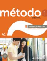 Método de español 1. A1. Cuaderno de ejercicios. (Incl. CD)