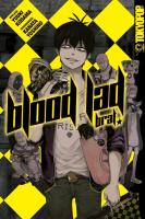 Blood Lad Brat 01