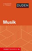 Pocket Teacher Musik 5.-10. Klasse