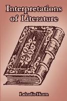 Interpretations of Literature