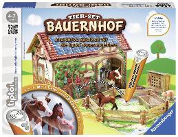 Tier-Set Bauernhof