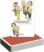 Literatur! Quartett