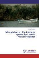 Modulation of the immune system by Listeria monocytogenes