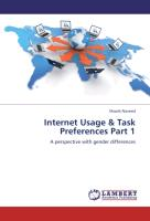 Internet Usage & Task Preferences Part 1
