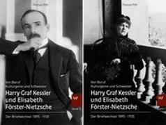 Harry Graf Kessler und Elisabeth Förster-Nietzsche