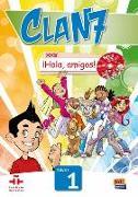 Clan 7 con ¡Hola, amigos! Nivel 1
