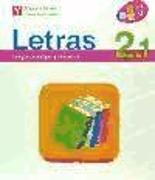 Letras, 2 Educación Primaria (Andalucía). 1, 2 y 3 trimestres