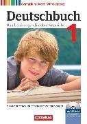 Deutschbuch 1. Handreichungen für den Unterricht. Kopiervorlagen. Lehrermaterialien. BW