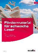 Fördermaterial für schwache Leser - Klasse 5-6