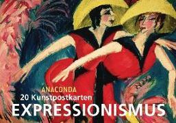 Postkartenbuch Expressionismus
