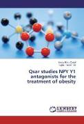 Qsar studies NPY Y1 antagonists for the treatment of obesity