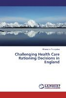 Challenging Health Care Rationing Decisions in England