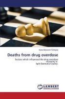 Deaths from drug overdose