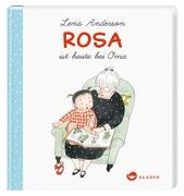 Rosa ist heute bei Oma