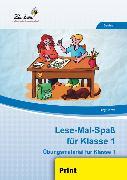 Lese-Mal-Spaß für Klasse 1 (PR)