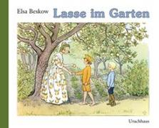 Lasse im Garten